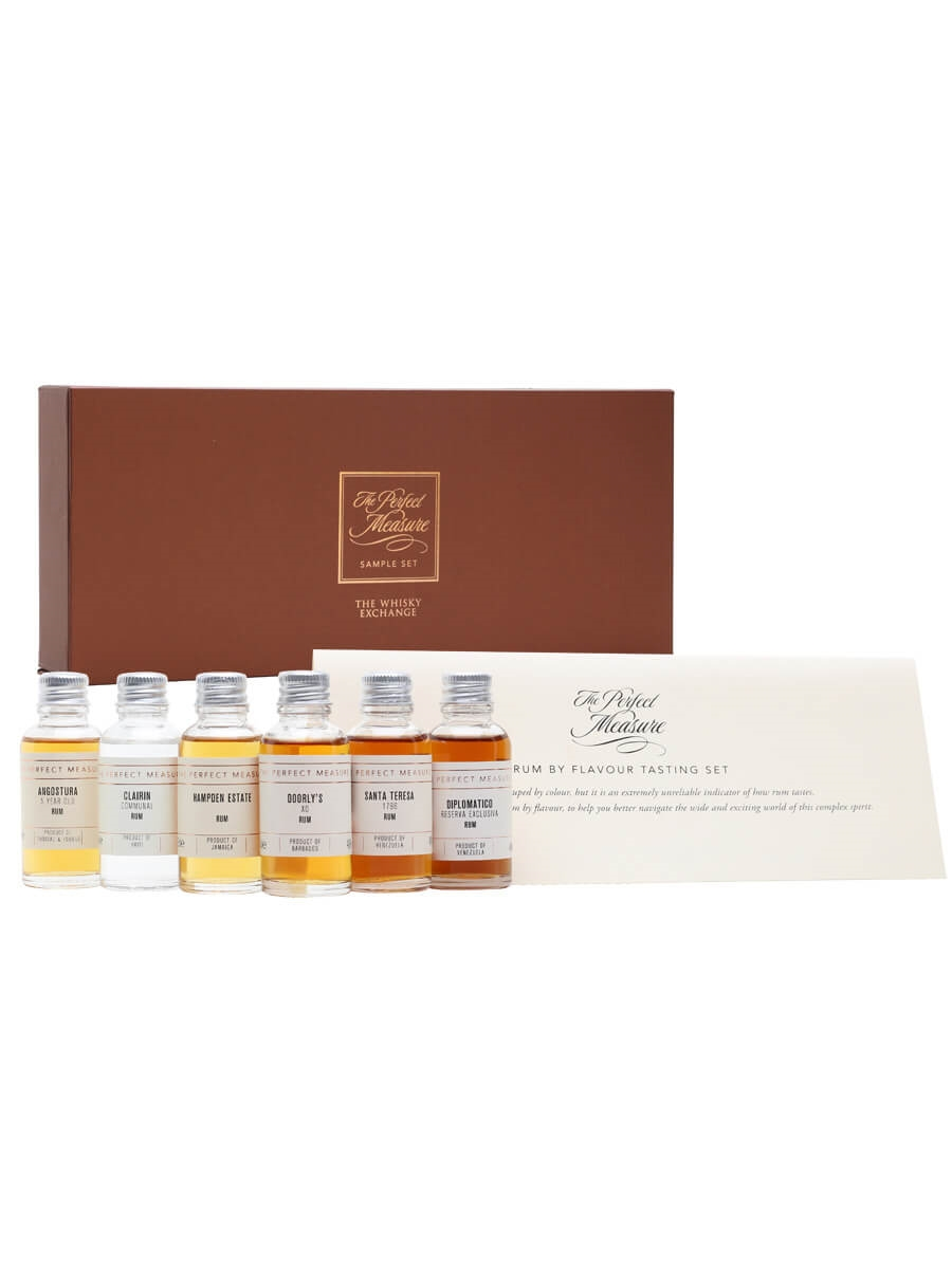 Rum by Flavour Tasting Set / 6x3cl