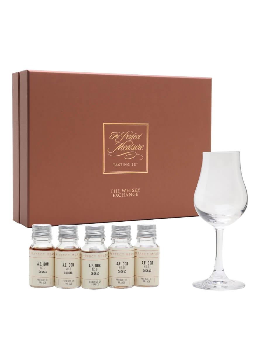 AE Dor Paradis Cognac Tasting Set / 5x1cl