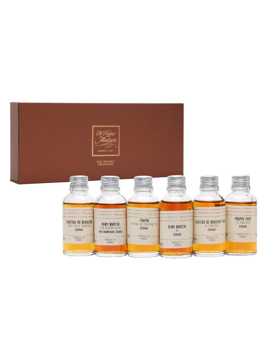 Provenance & Terroir in the Cognac Region / Cognac Show 2021 / 6x3cl