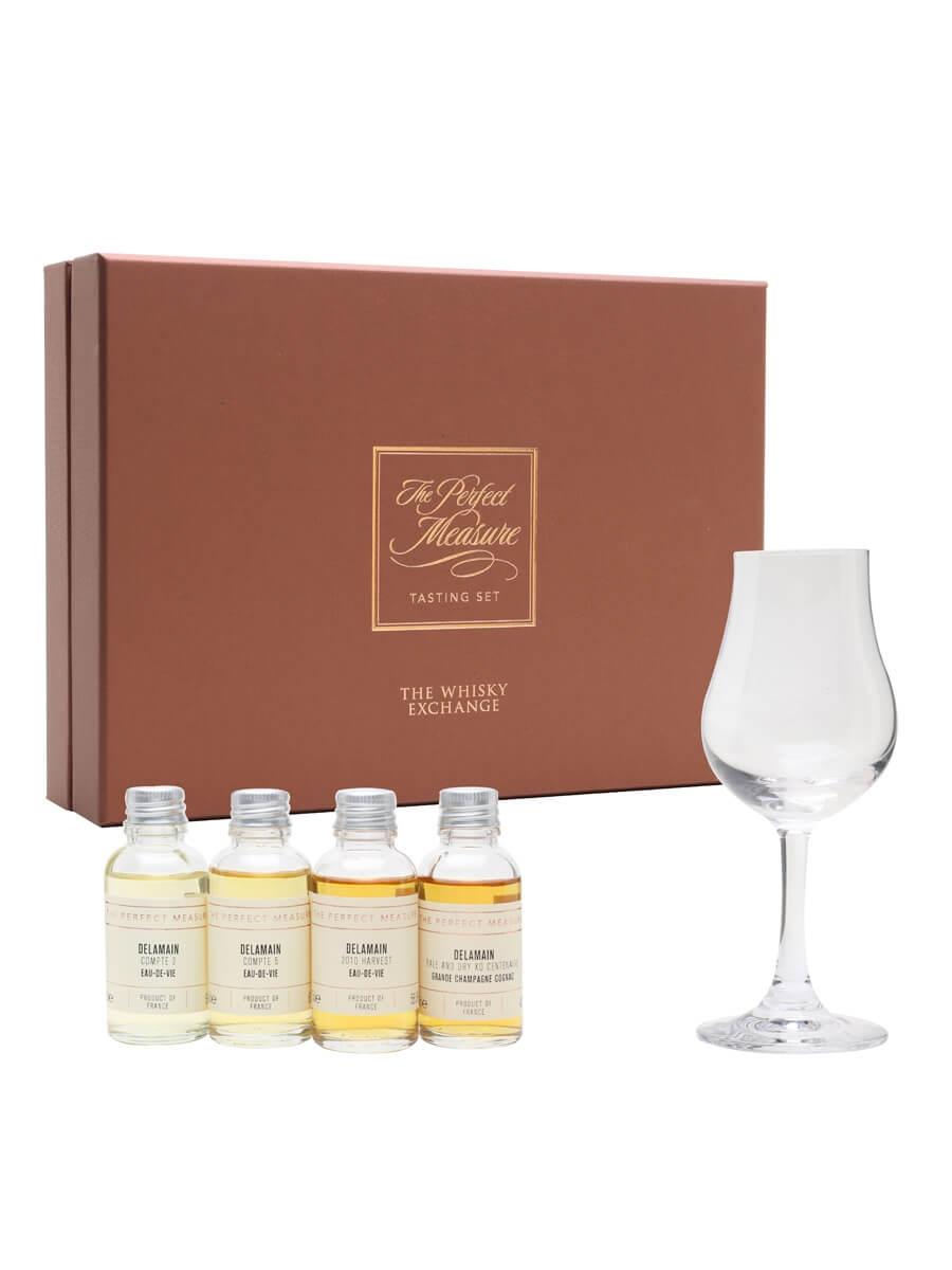 Delamain Pale & Dry Cognac Tasting Set / 4x3cl