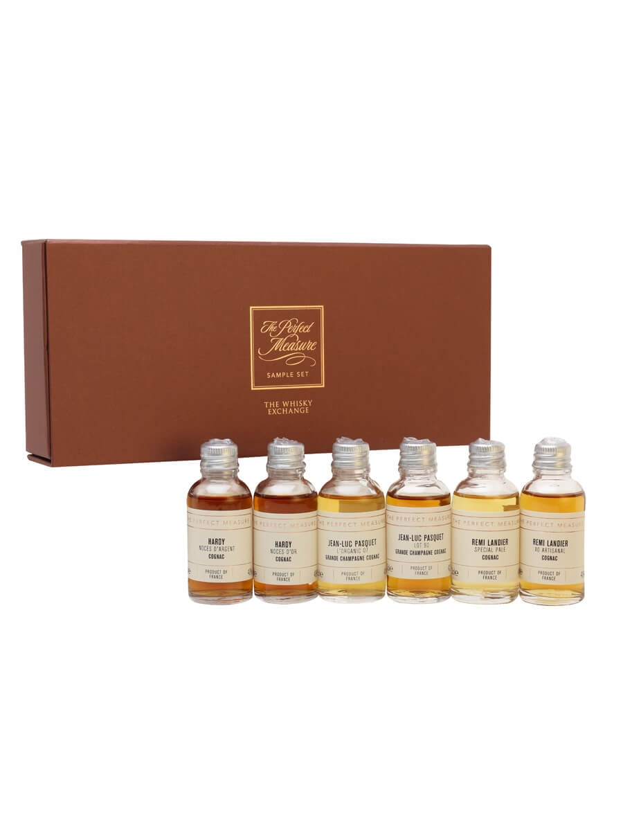 The Bright Future of Cognac Tasting Set / 6x3cl