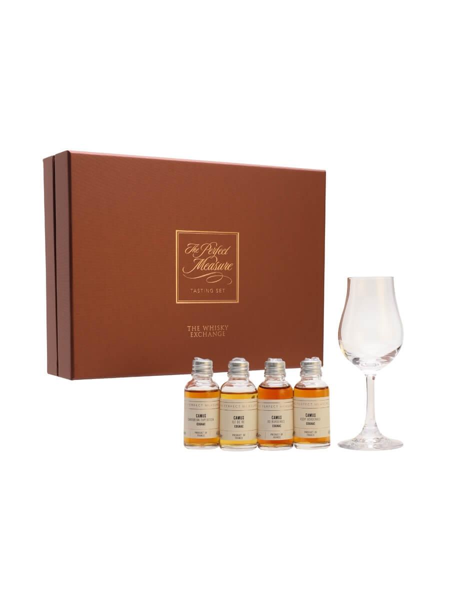 Camus Cognac Tasting Set / 4x3cl