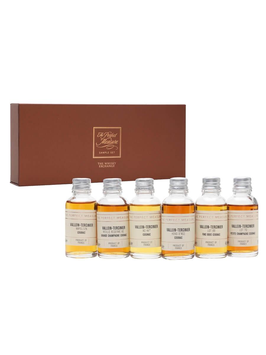 Vallein-Tercinier Cognac Tasting Set / 6x3cl