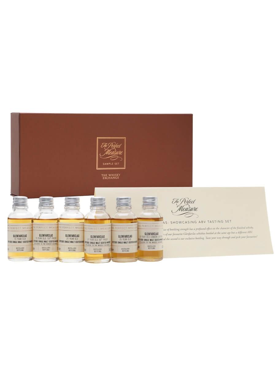 Glenfarclas: Showcasing ABV Whisky Tasting Set / 6x3cl