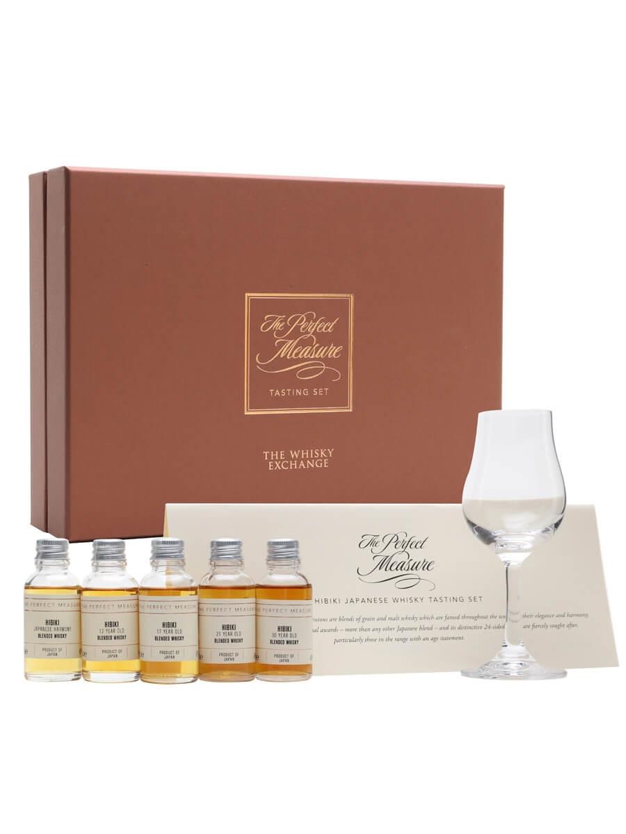 Suntory Hibiki Japanese Whisky Tasting Set / 5x3cl