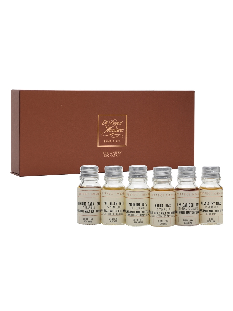 Old-Style Peat Masterclass / Old & Rare Whisky Show 2021 / 6x1cl