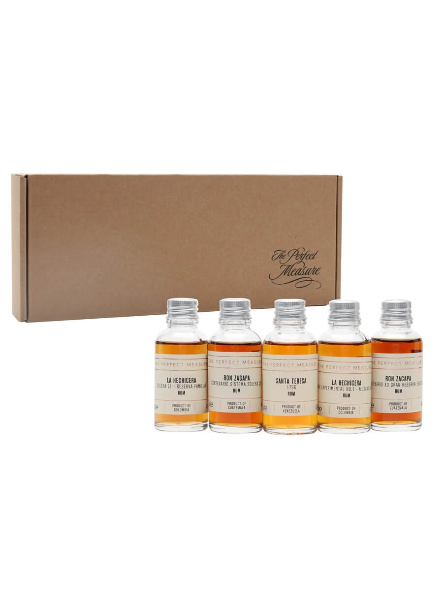 Rums of Latin America Tasting Set / Rum Show 2021 / 5x3cl