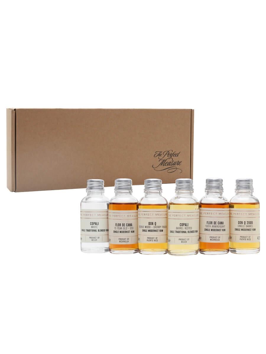 Rum & Sustainability Tasting Set / Rum Show 2021 / 6x3cl