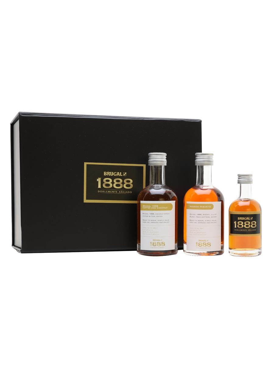Brugal 1888 Cocktail Kit / Rum Show 2021