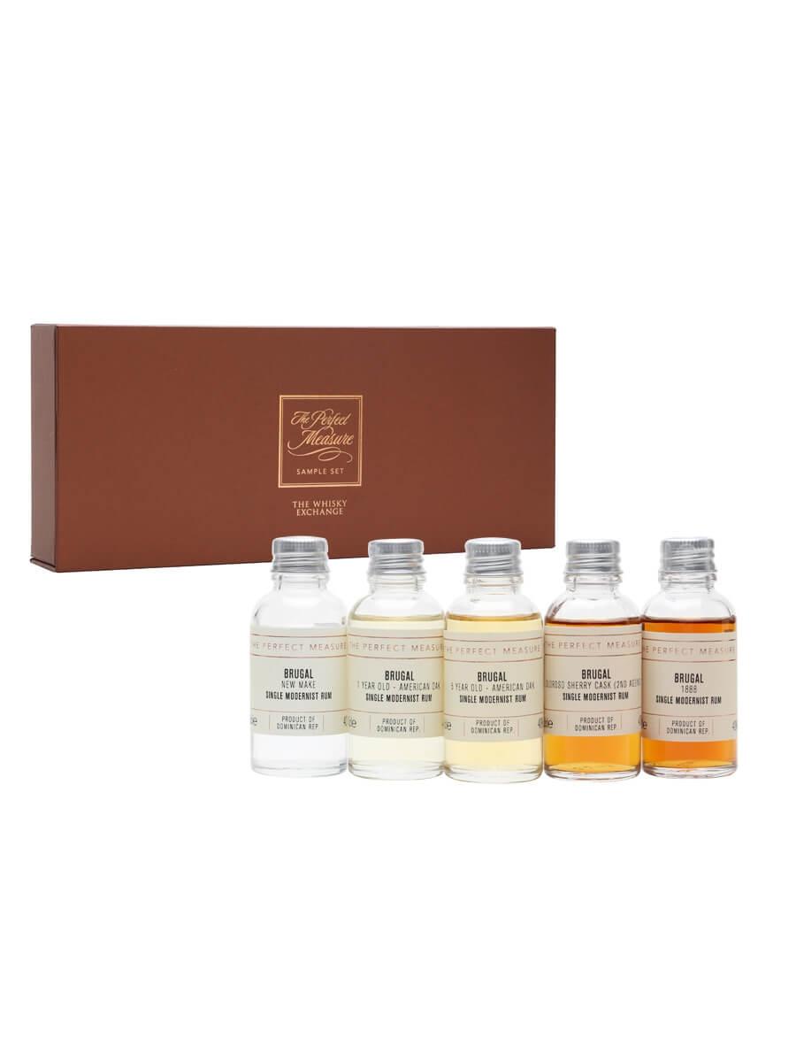 Brugal Tasting Set / Rum Show 2021 / 5x3cl