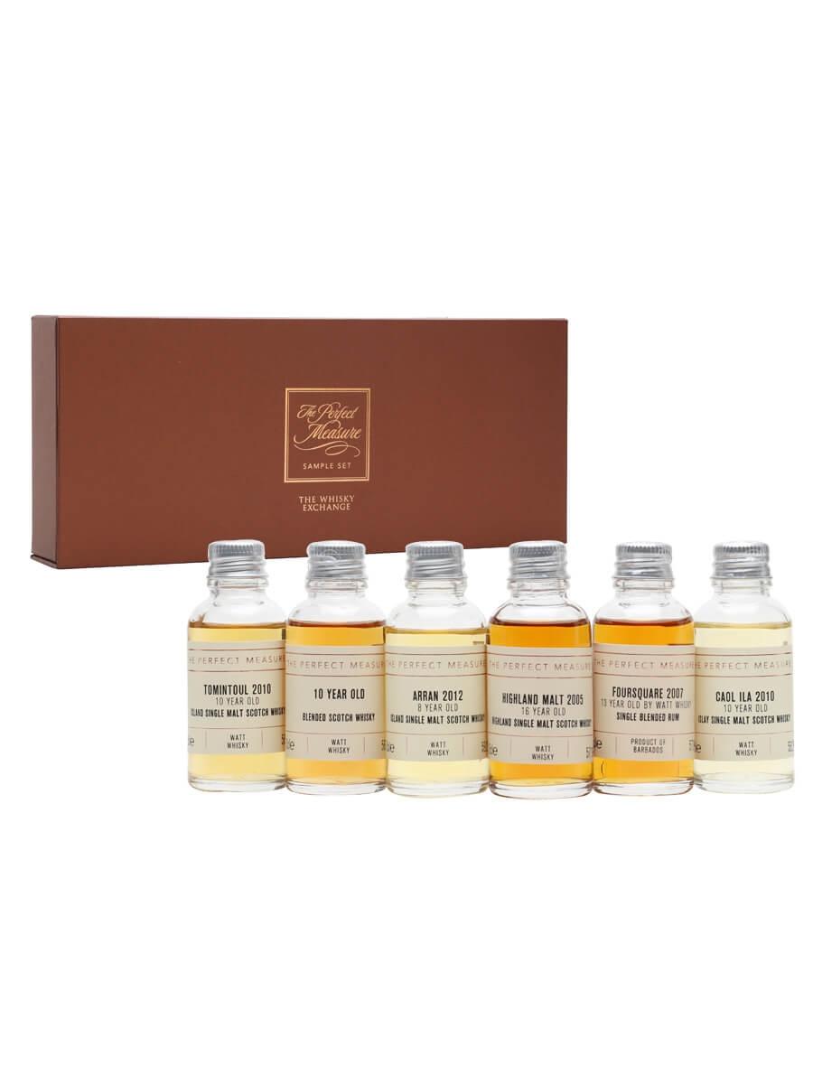 Watt Whisky Tasting Set / 6x3cl