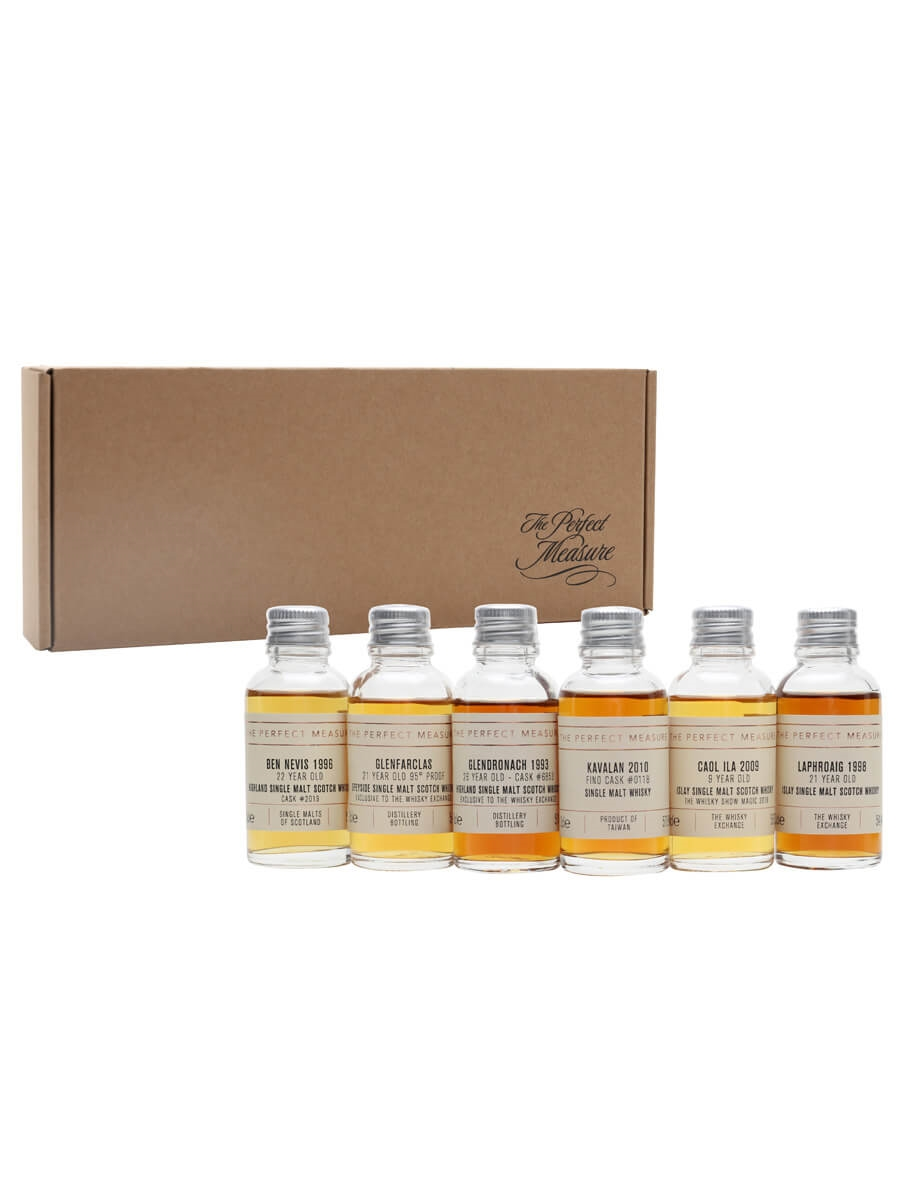 Sherry: A Journey Through Flavour Tasting Set / Whisky Show 2021 / 6x3cl