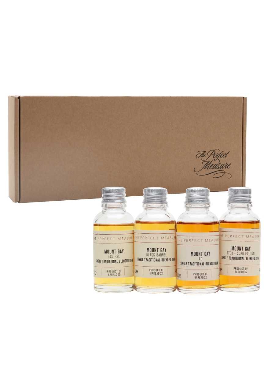 More than a Rum: Introduction to Mount Gay / Whisky Show 2021 / 4x3cl