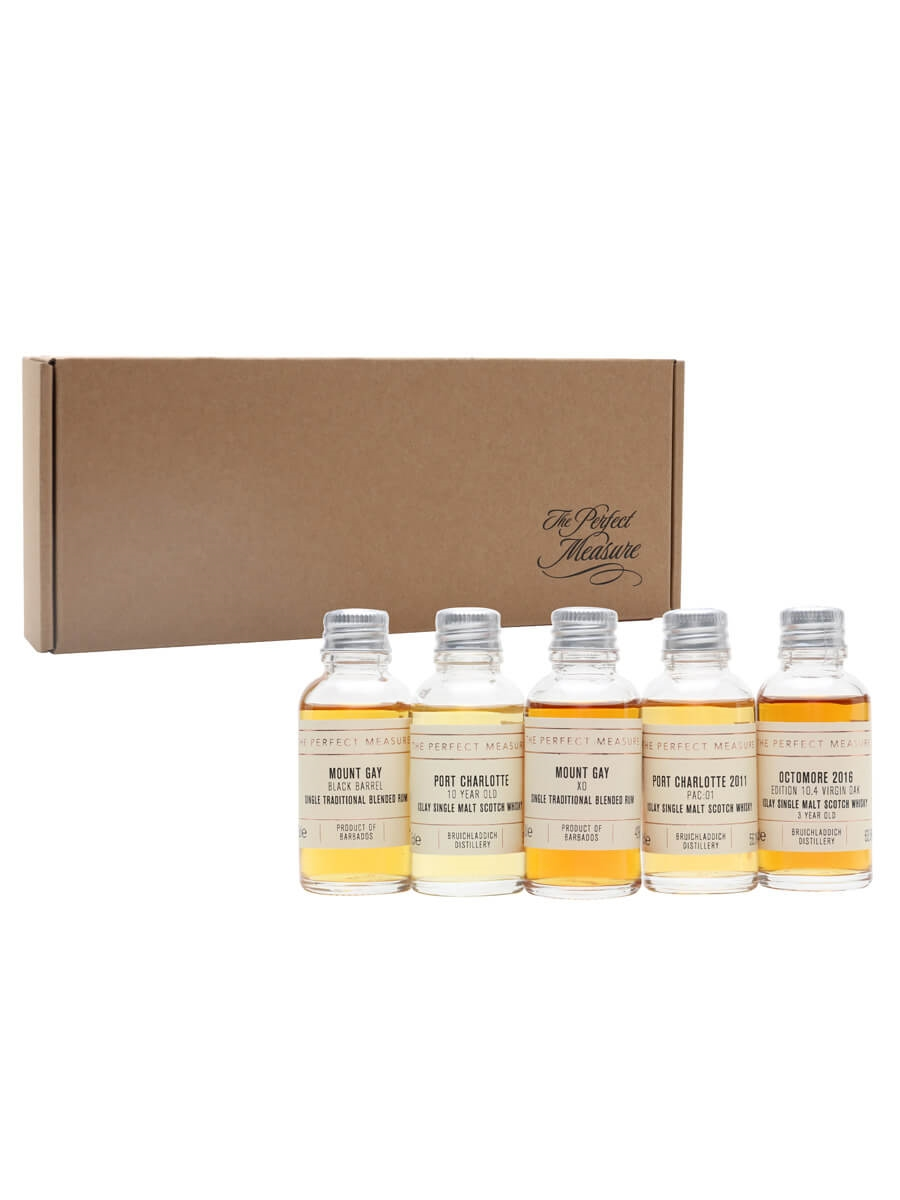 The Influence Of The Cask Tasting Set / Whisky Show 2021 / 5x3cl