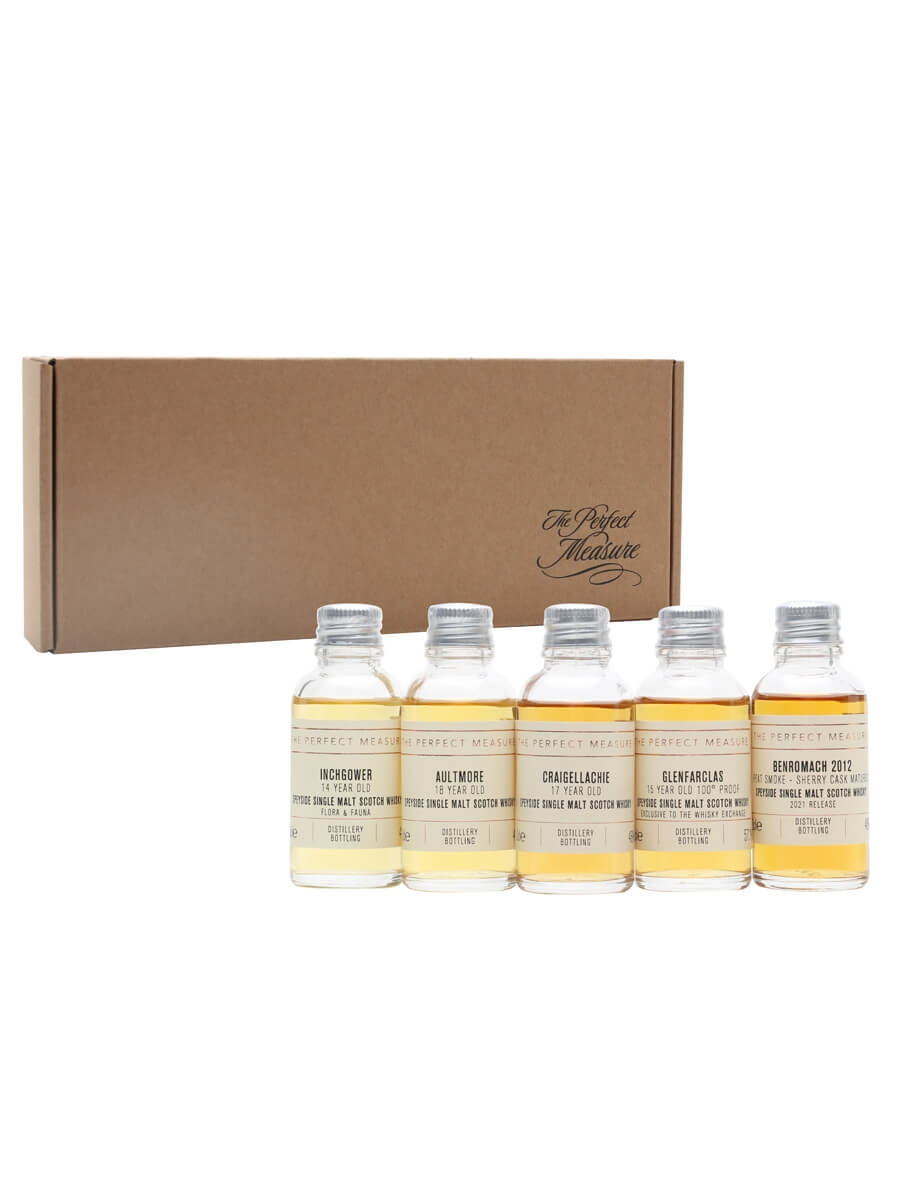 Styles of Speyside Tasting Set / Whisky Show 2021 / 5x3cl