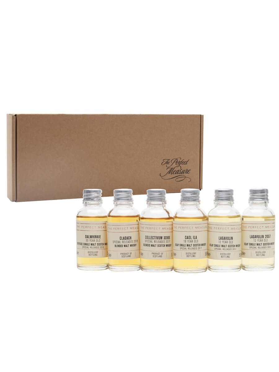 Special Releases Through The Ages Tasting Set / Whisky Show 2021 / 6x3cl