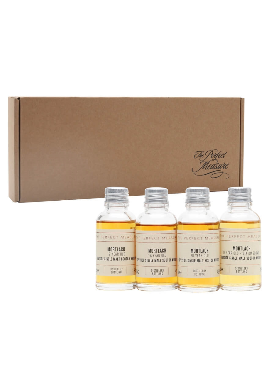 The Beast of Dufftown Tasting Set / Whisky Show 2021 / 4x3cl