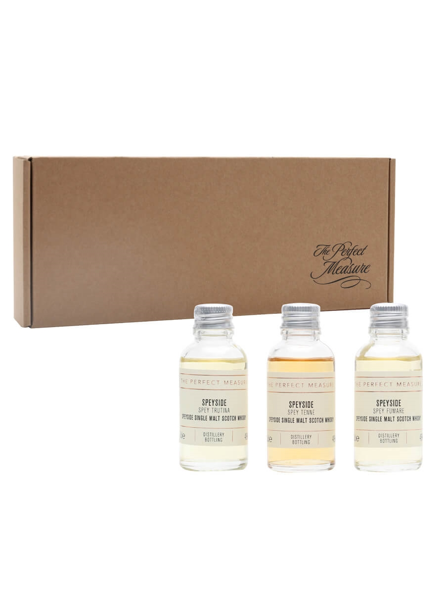 SPEY and Art: A Perfect Pairing Tasting Set / Whisky Show 2021 / 3x3cl