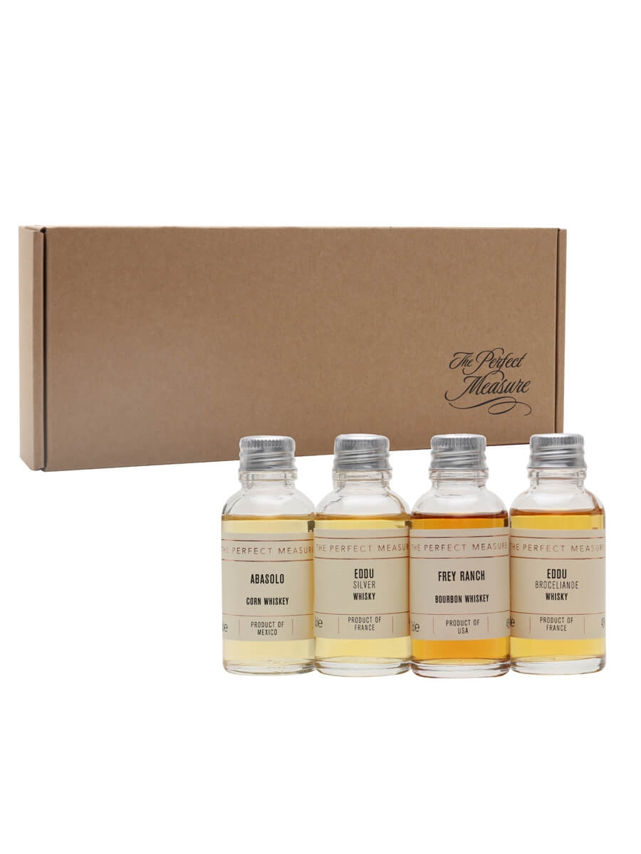 Non-Traditional Grains Tasting Set / Whisky Show 2021 / 6x3cl
