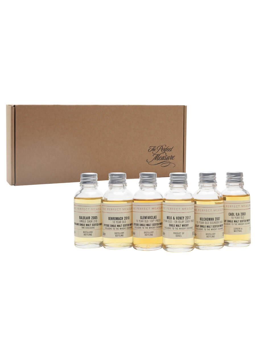 The Whisky Exchange Exclusives Tasting Set / Whisky Show 2021 / 6x3cl