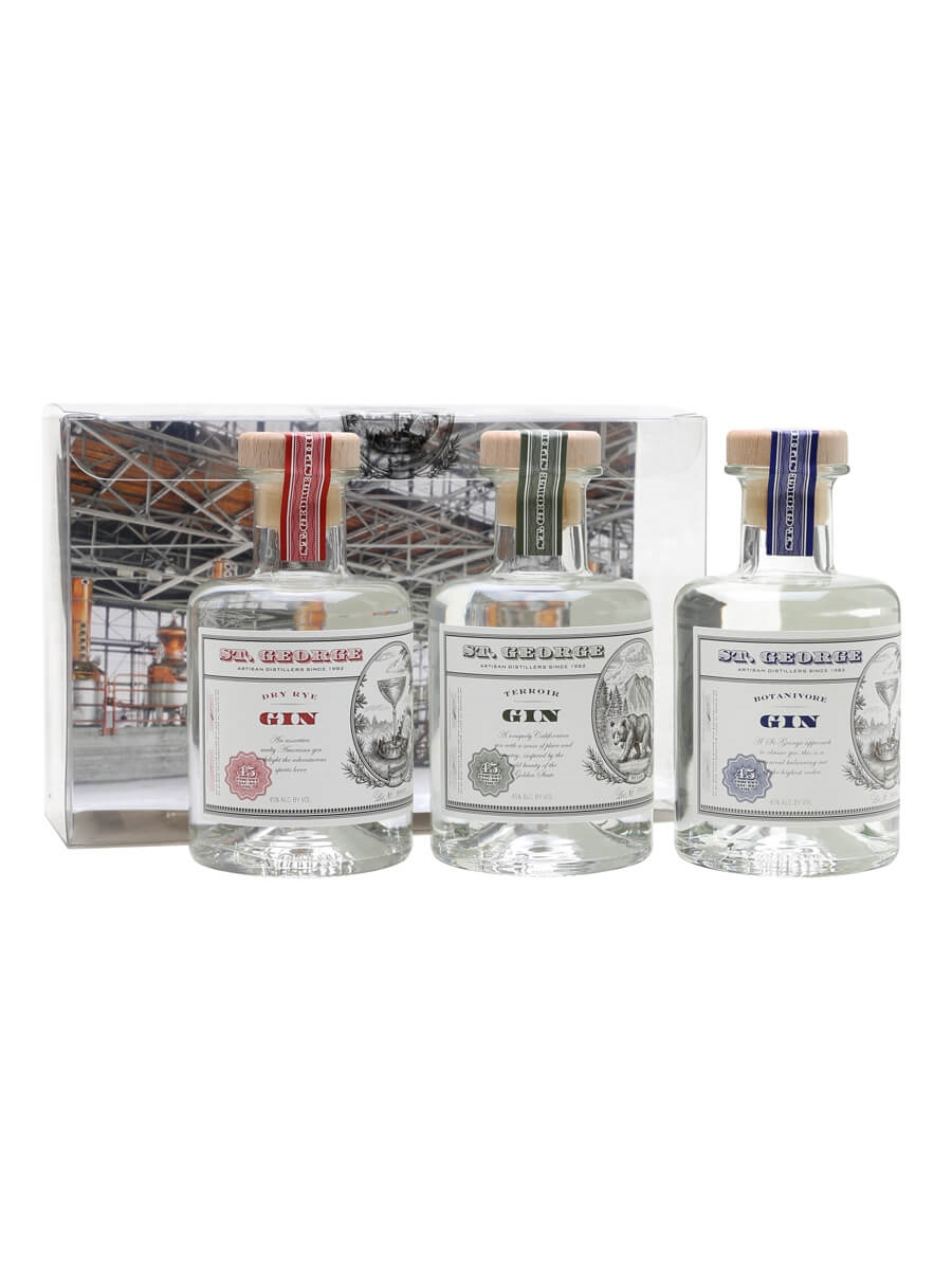 St. George Gin Triple Pack / 3x20cl