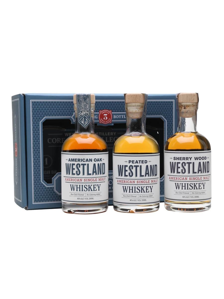 Westland Gift Set / 3x20cl