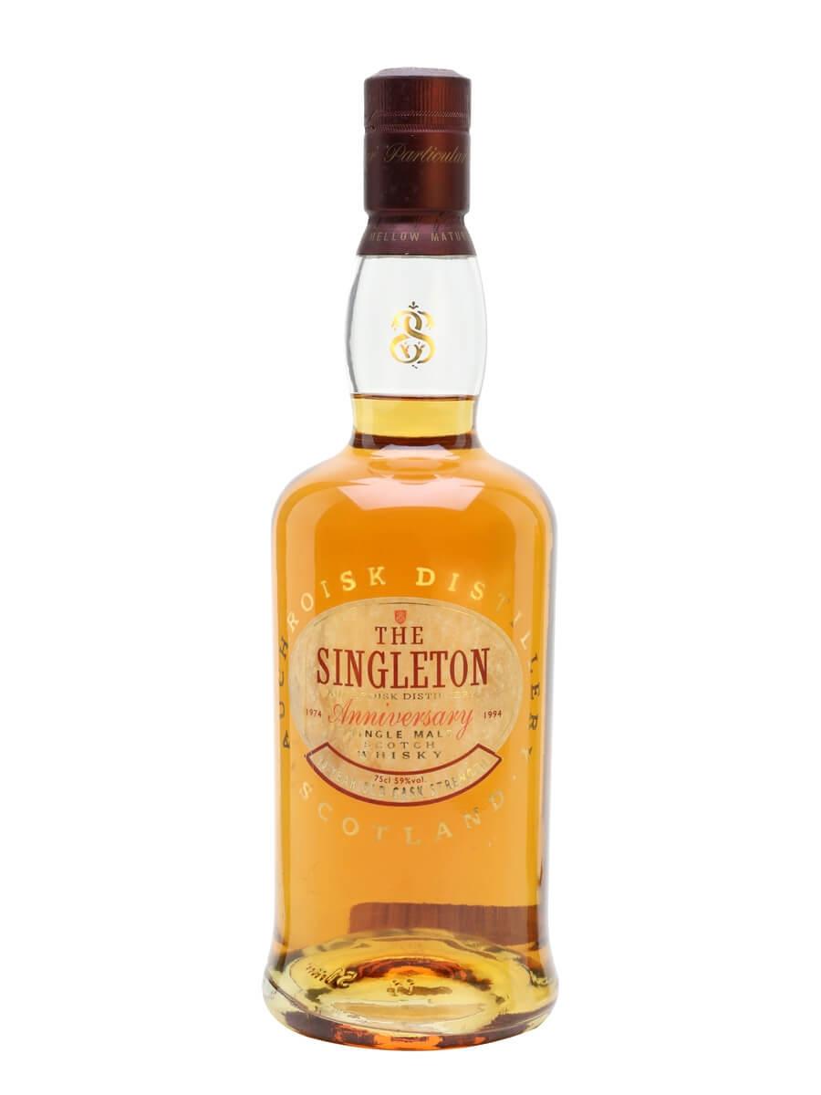 Singleton of Auchroisk 20 Year Old / 20th Anniversary
