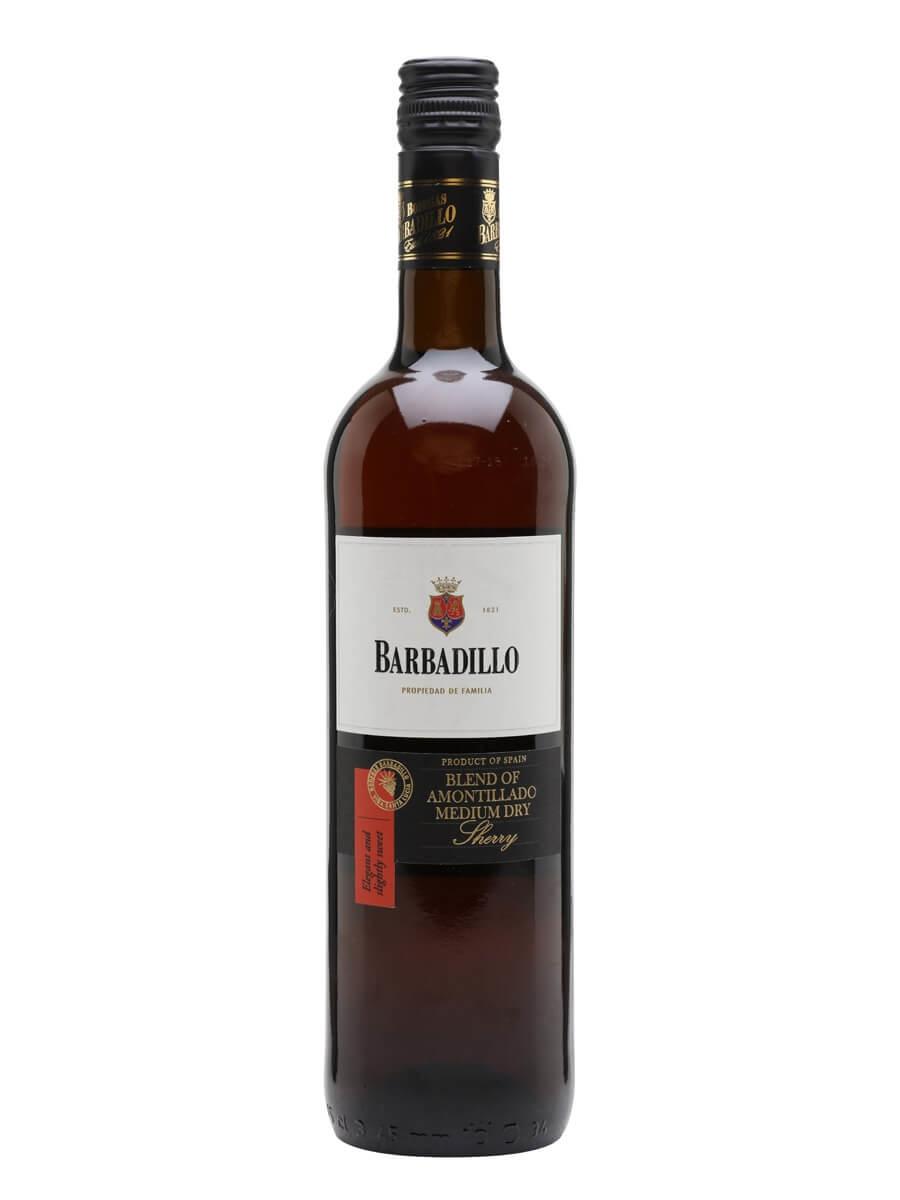 Barbadillo Medium Amontillado