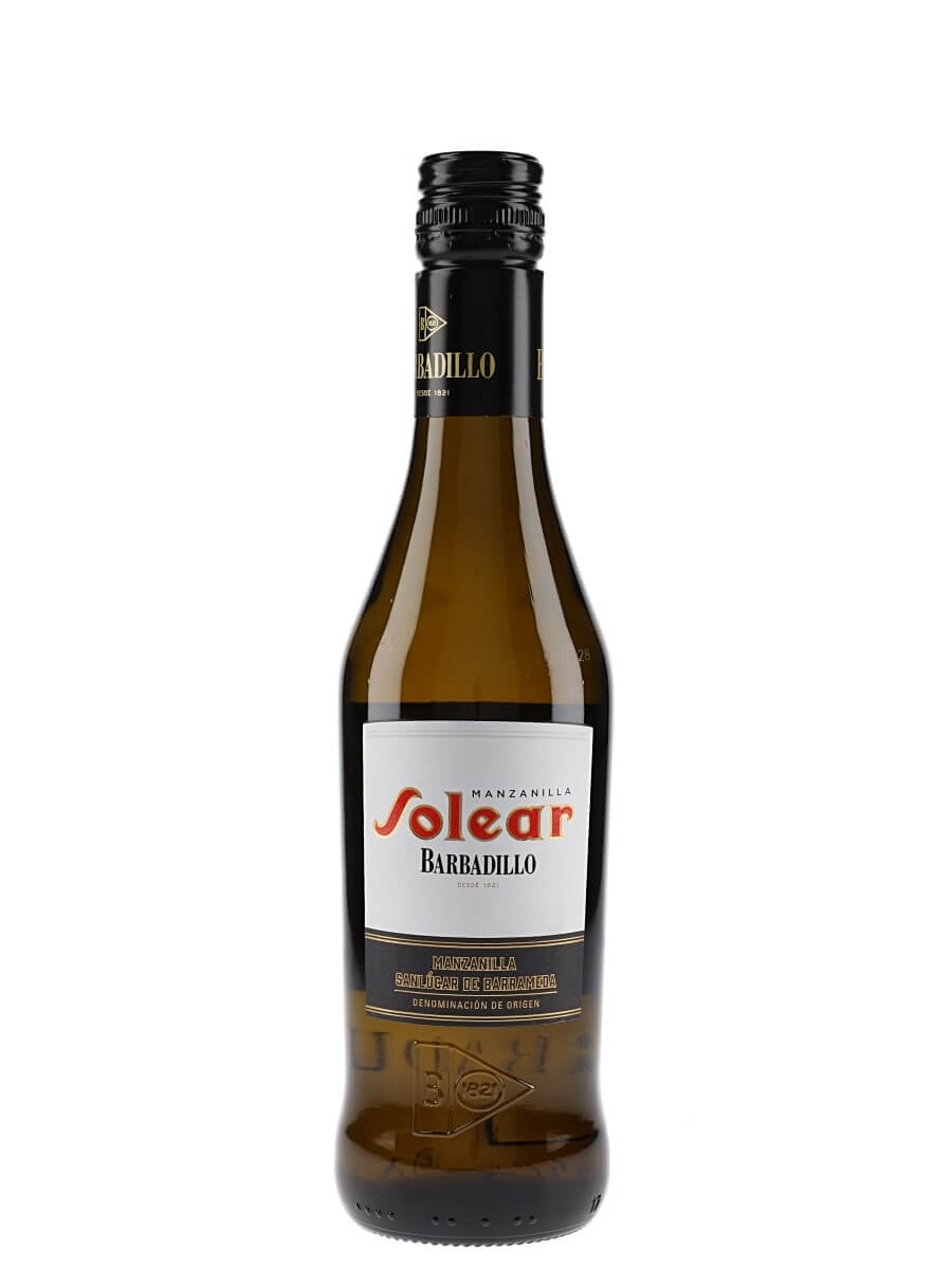 Barbadillo Solear Manzanilla / Half Bottle