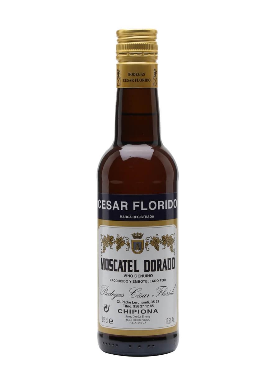 Cesar Florido Moscatel Dorado / Half Bottle