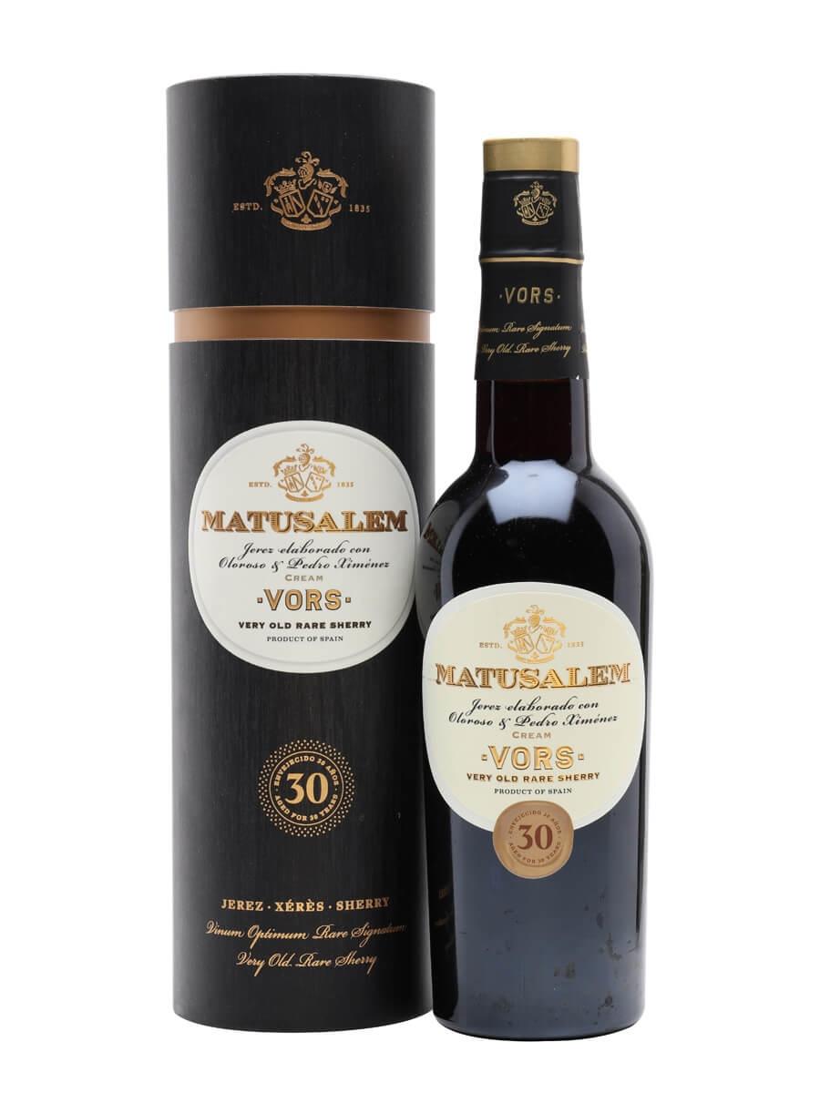 Gonzalez Byass Matusalem Oloroso Sherry / 30 Year Old
