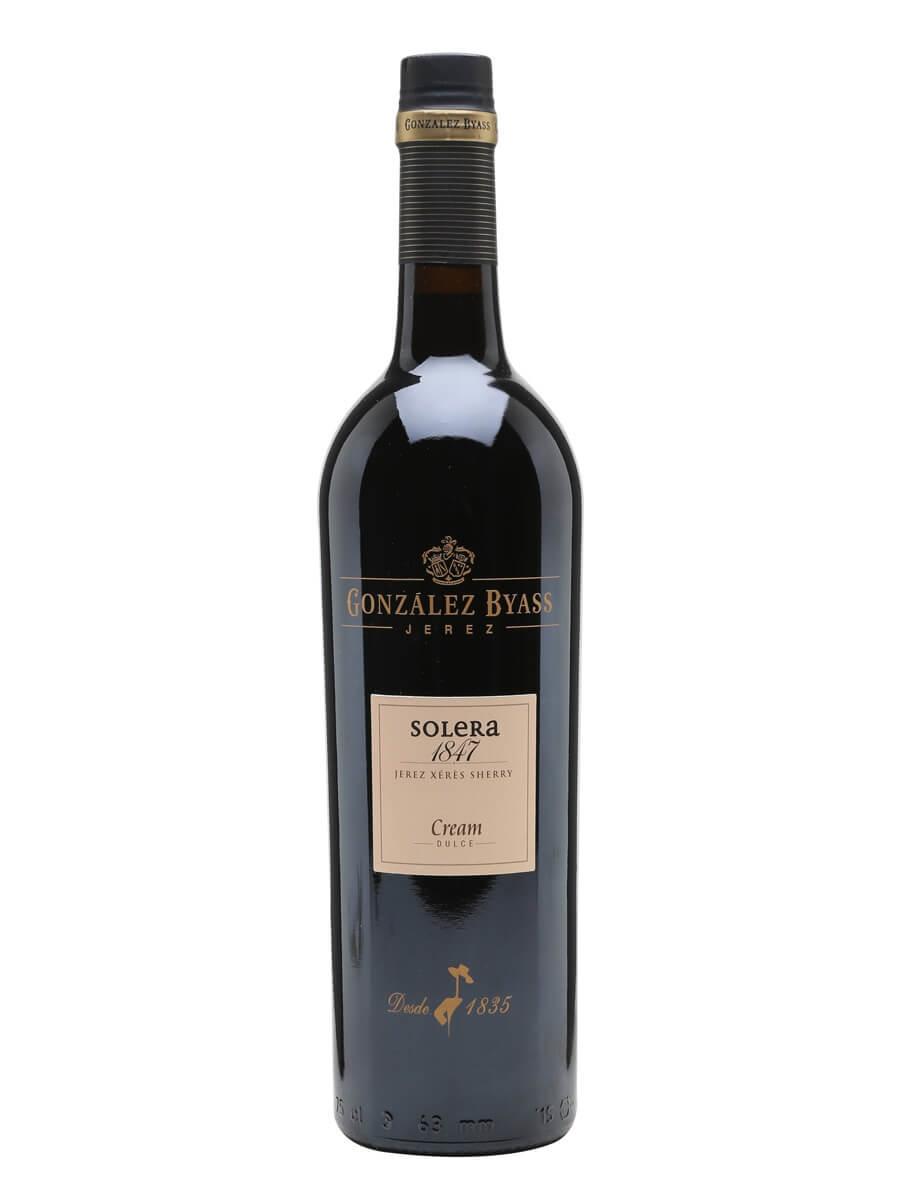 Gonzalez Byass Solera 1847 Sherry