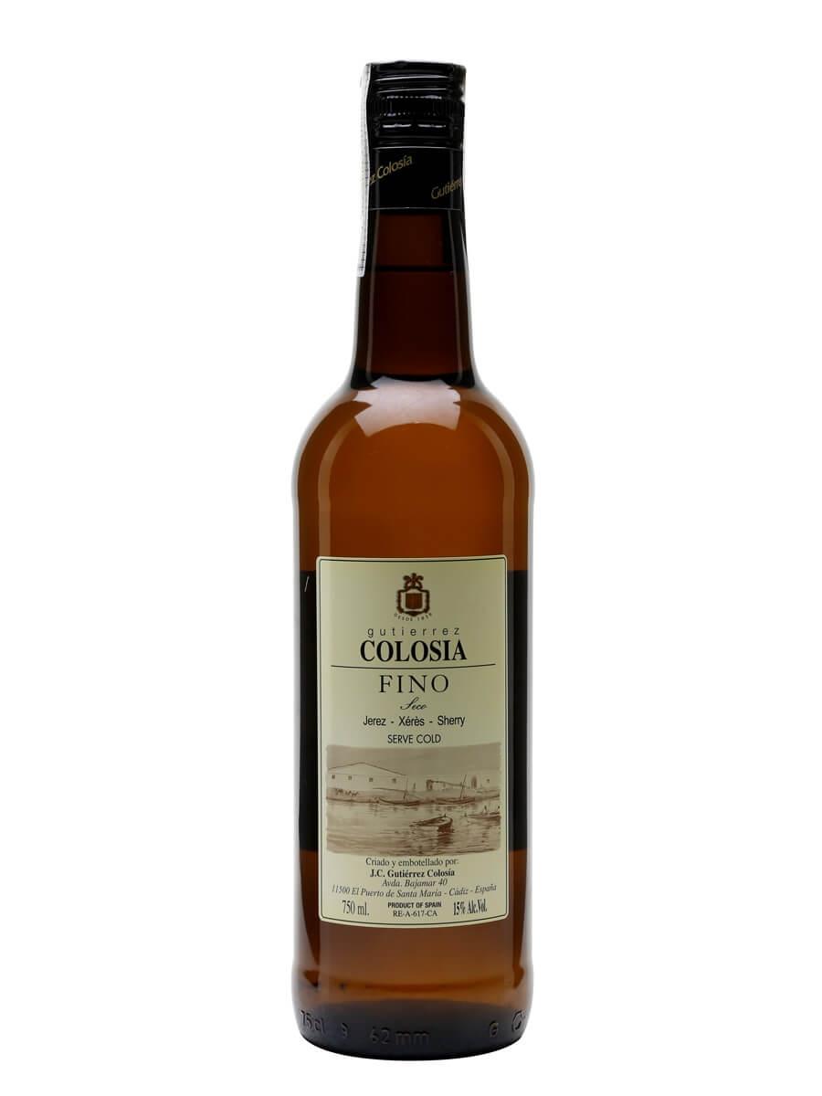 Gutierrez Colosia Fino del Puerto Sherry