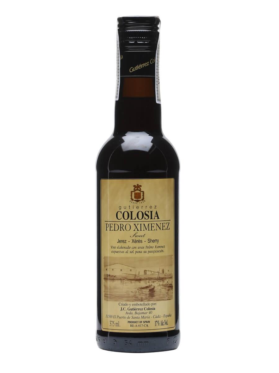 Gutierrez Colosia El Puerto Pedro Ximenez / Half Bottle
