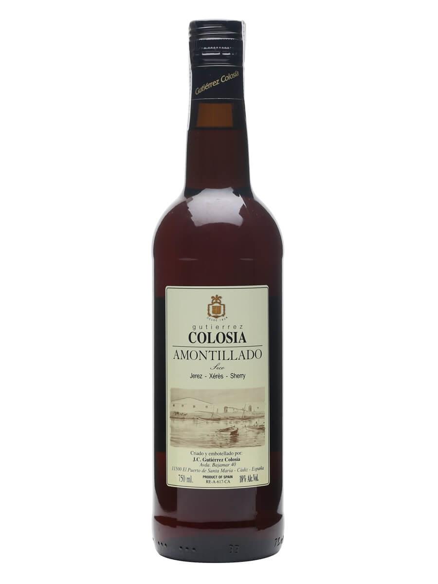 Gutierrez Colosia Amontillado Seco