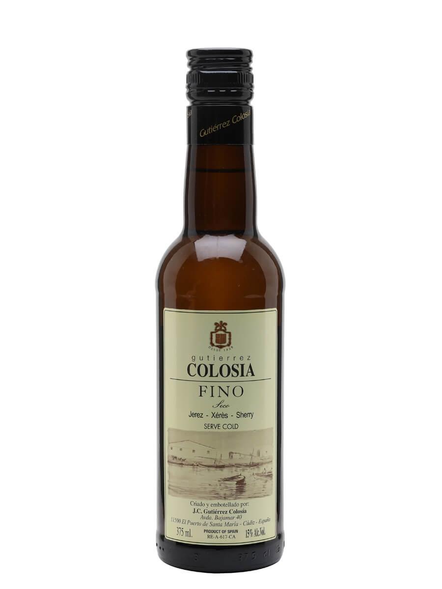 Gutierrez Colosia Fino Seco / Half Bottle