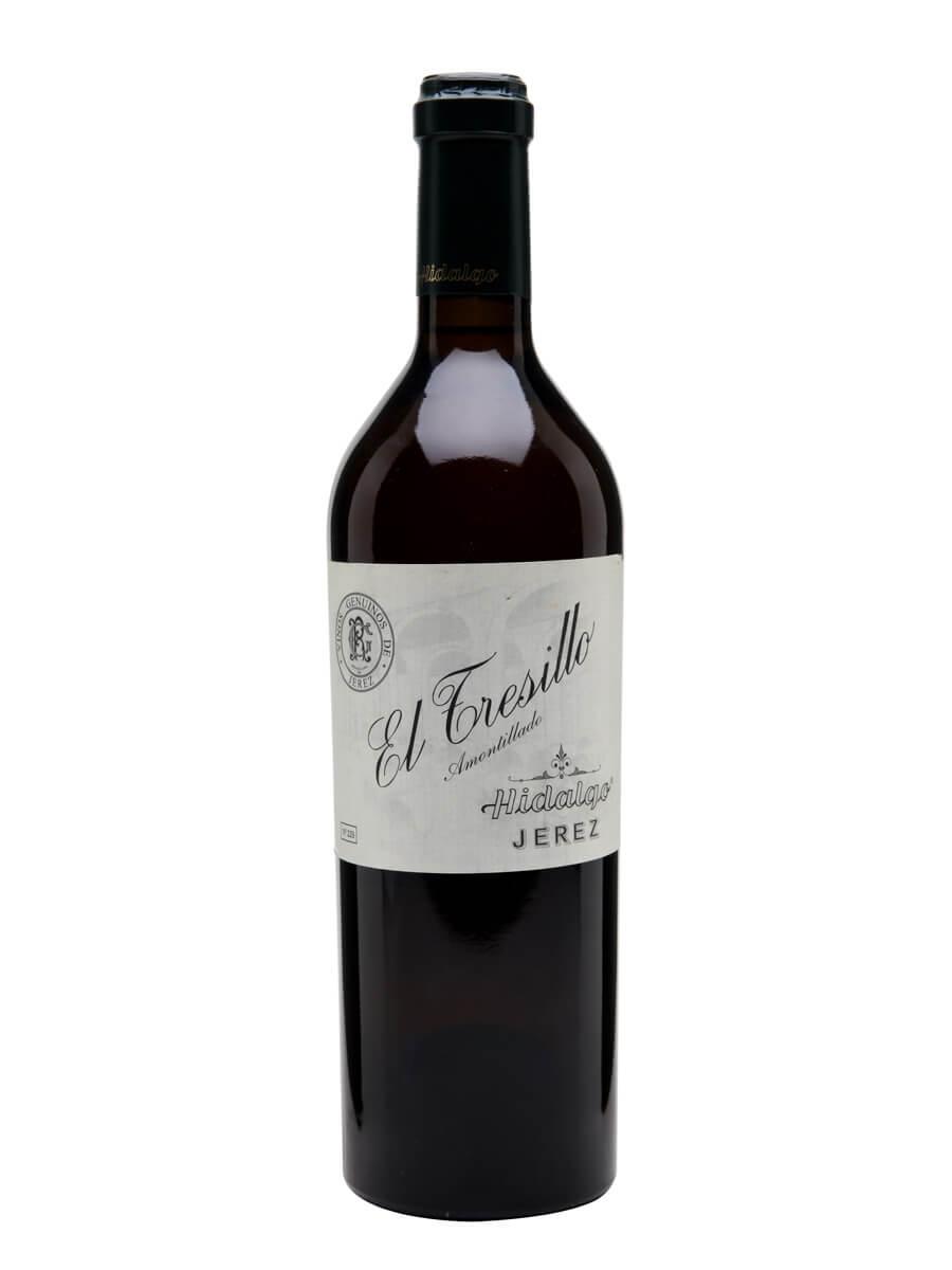 Emilio Hidalgo El Tresillo Amontillado Fino NV