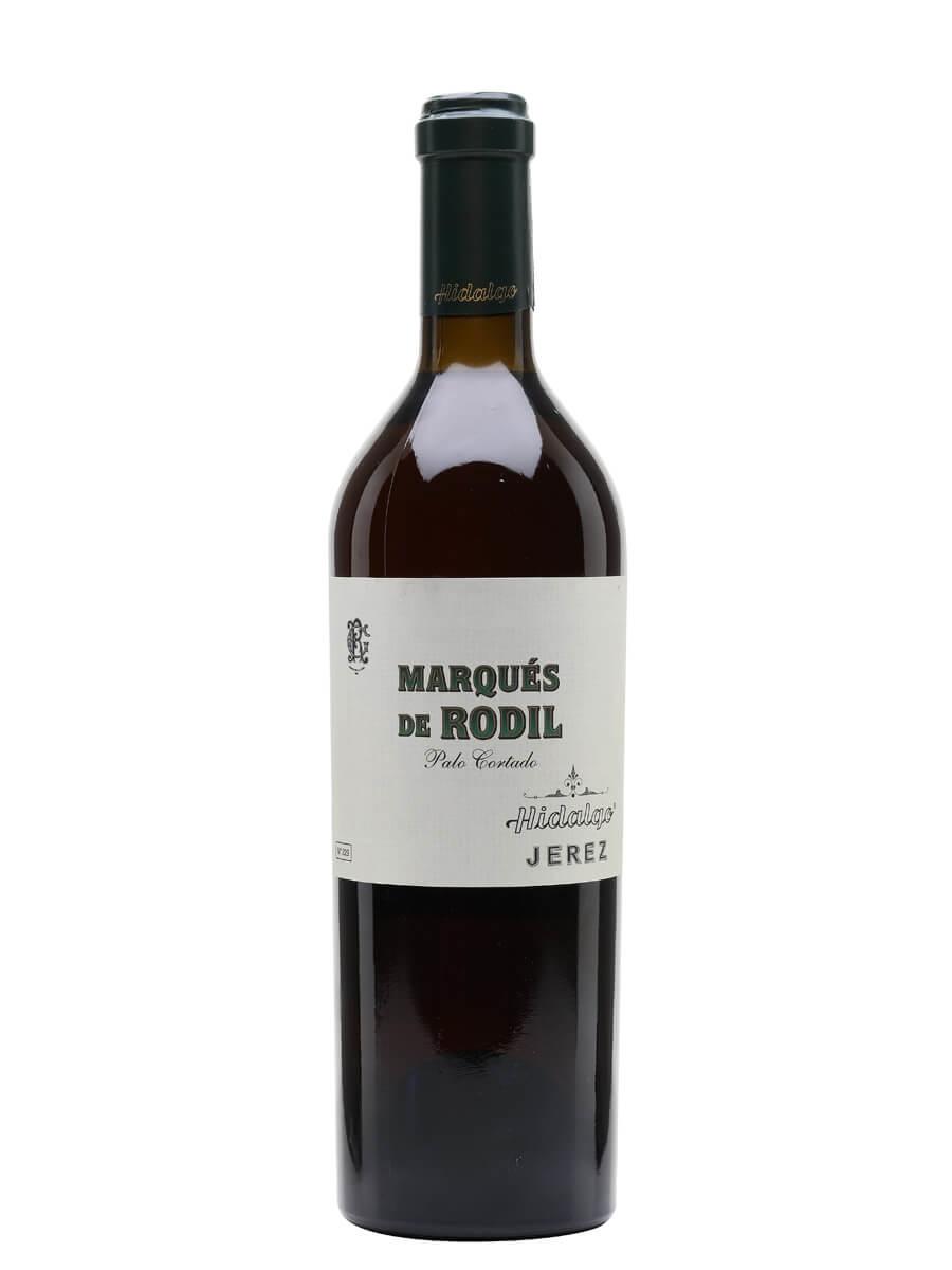 Emilio Hidalgo Marques de Rodil Palo Cortado