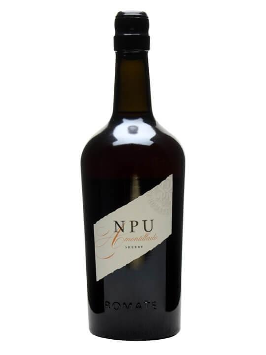 Reservas Especiales Amontillado NPU Sherry / Romate