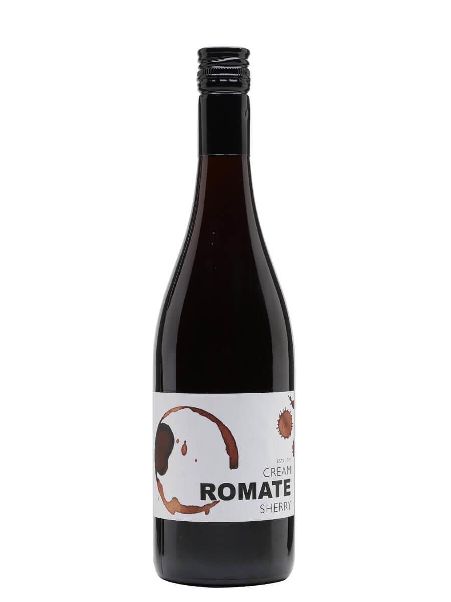Romate Cream Sherry