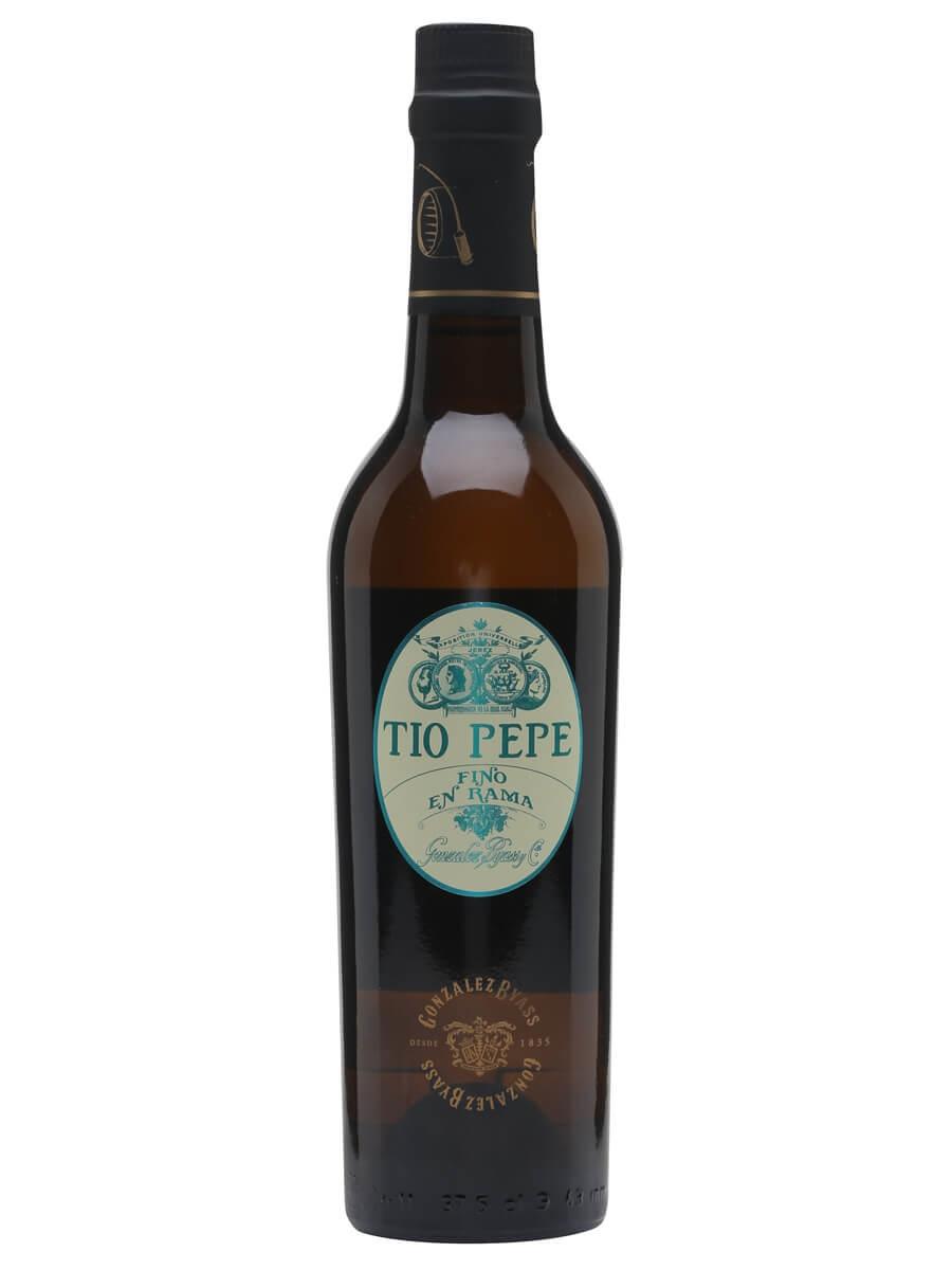 Tio Pepe En Rama / Bot.2018 / Half Bottle