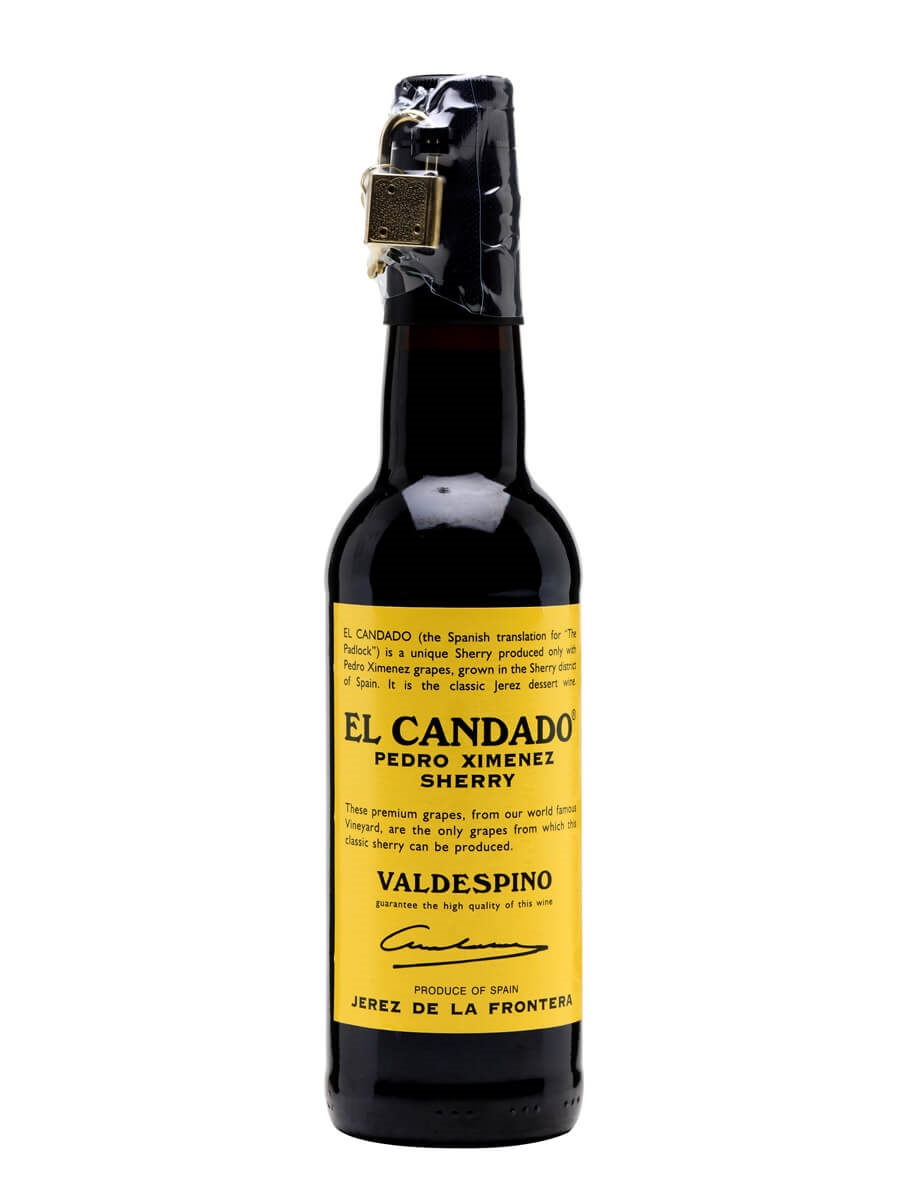 Valdespino Pedro Ximenez El Candado / Half Bottle