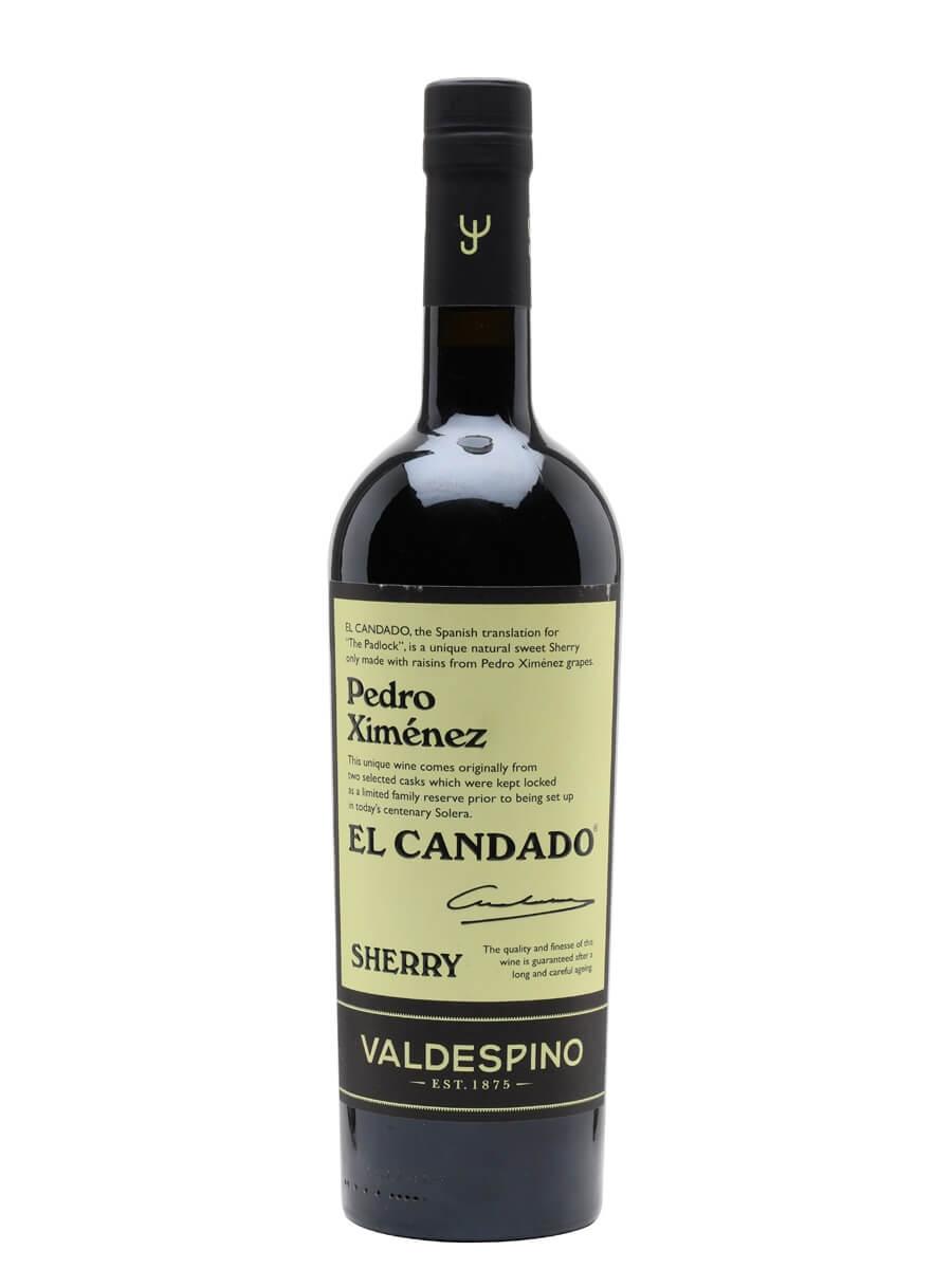 Valdespino Pedro Ximenez El Candado