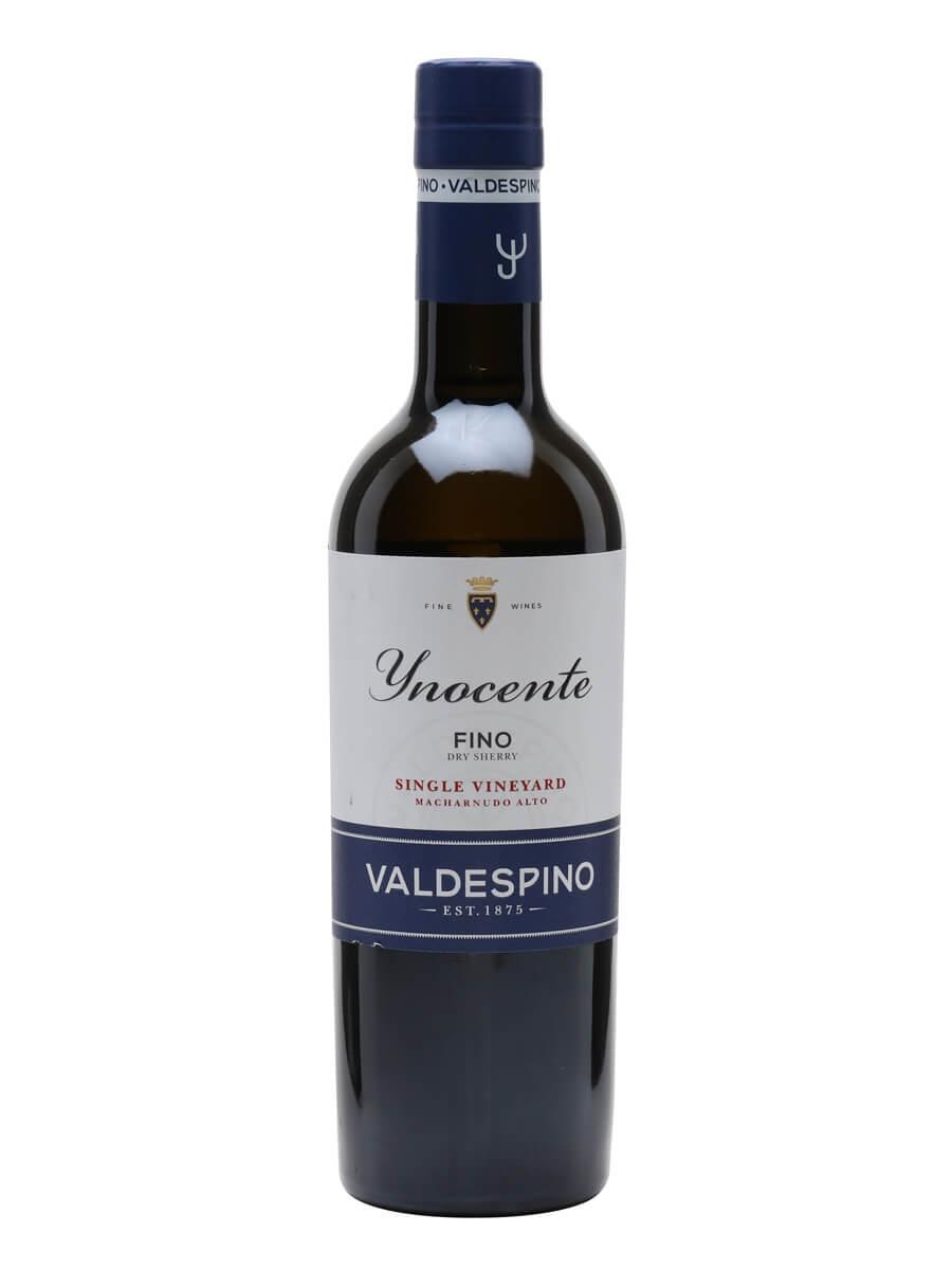 Valdespino Fino Inocente / Half Bottle