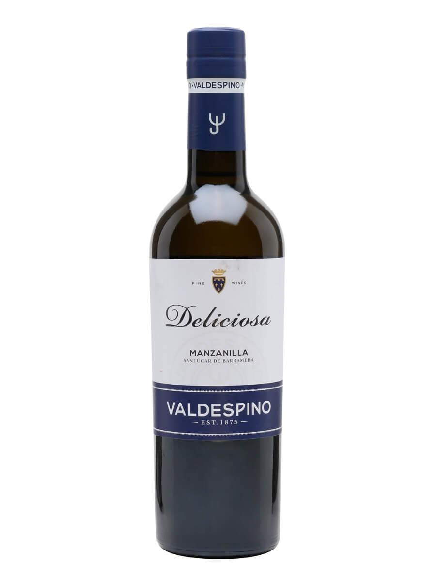 Valdespino Manzanilla Deliciosa / Half Bottle