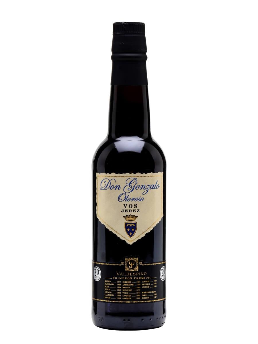 Valdespino 20 Year Old Oloroso Don Gonzalo / Half Bottle