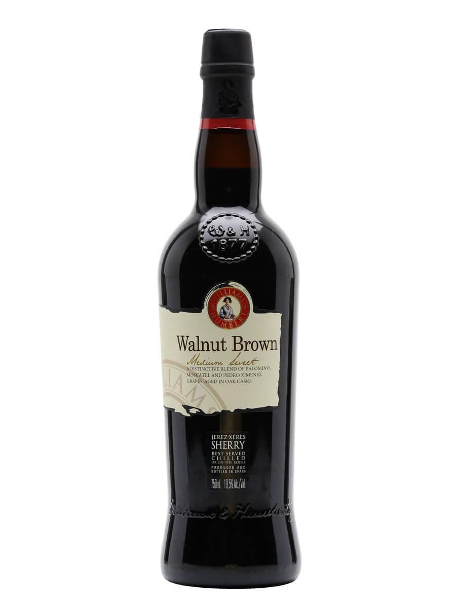 Williams & Humbert Walnut Brown Oloroso Sherry