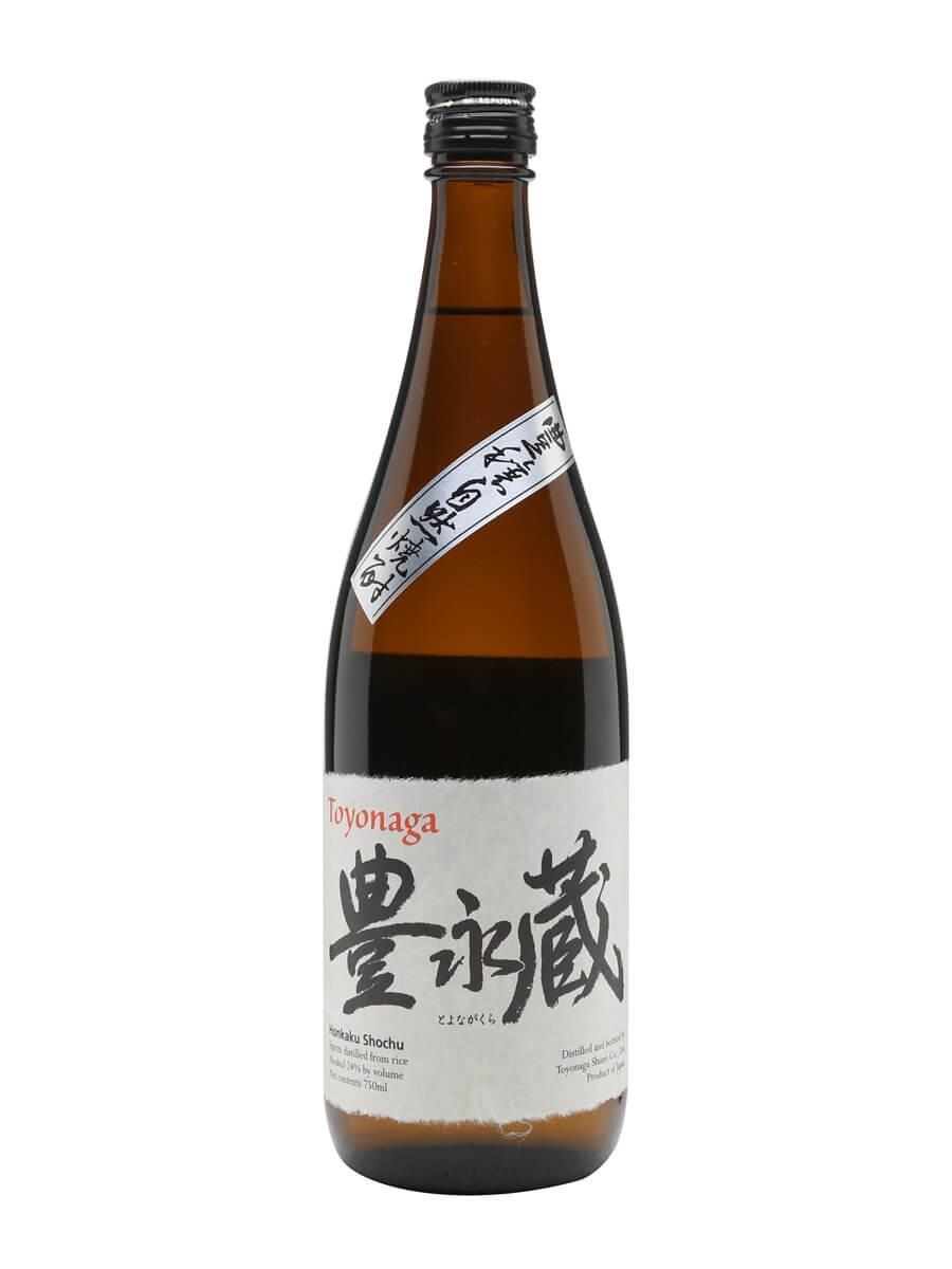 Toyonaga Honkaku Rice Shochu