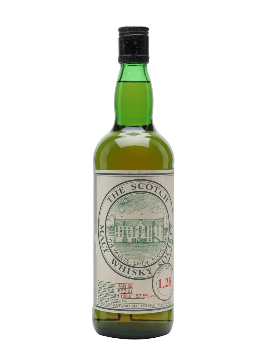SMWS 1.28 / 1982 / 9 Year Old