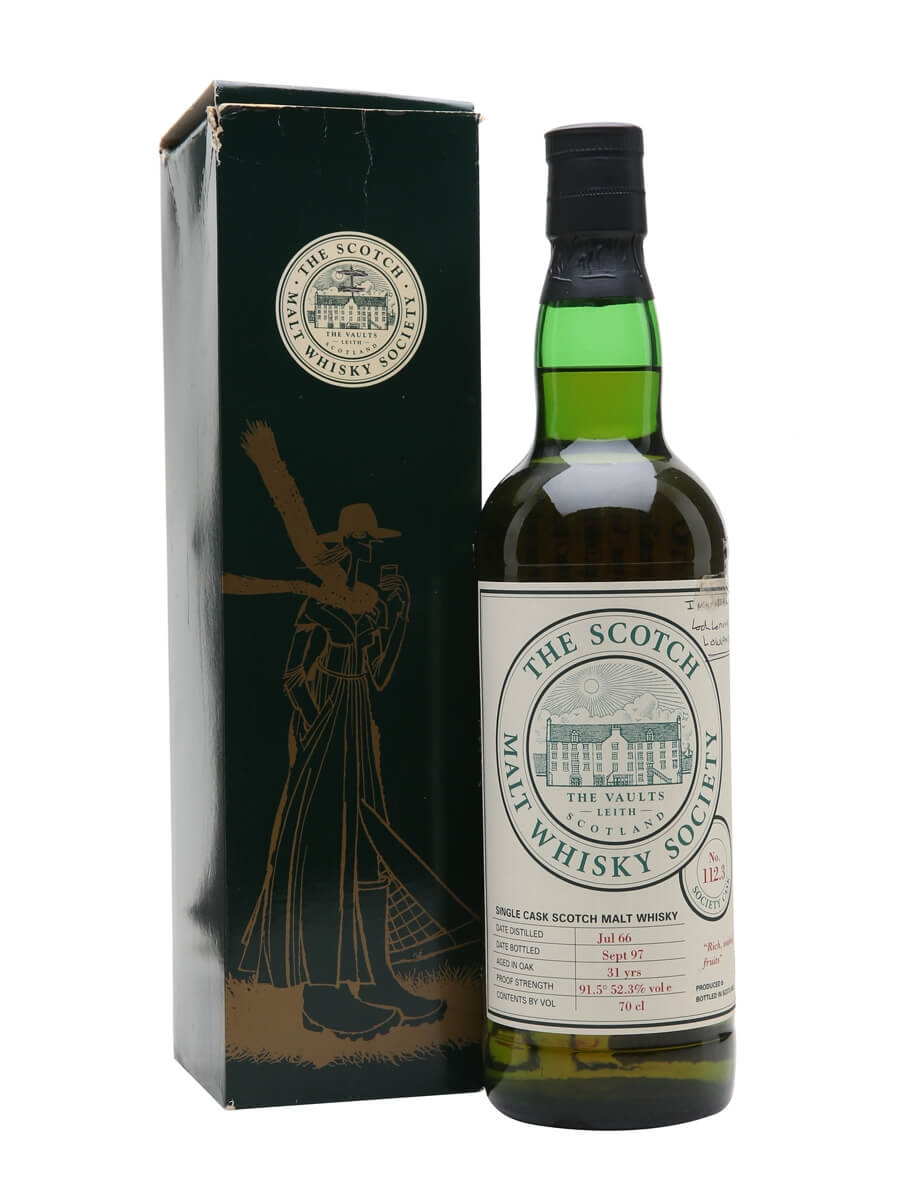 SMWS 112.3 / 1966 / 31 Year Old